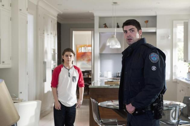 Turning a Corner - Rookie Blue