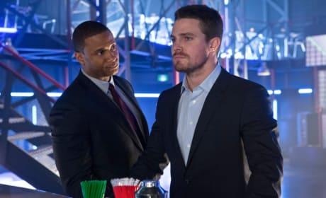 Oliver's Disruption