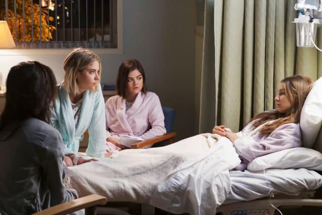 Are We Safe? - Pretty Little Liars Season 6 Episode 2