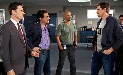 """Criminal Minds Review: """"The Stranger"""""""