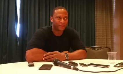"David Ramsey: Arrow Explosion ""Particularly"" Impacts John Diggle!!!"