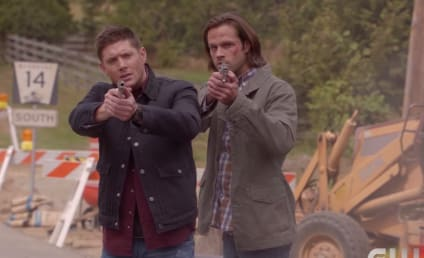 Supernatural Season Premiere Sneak Peek: Showing Some Skin