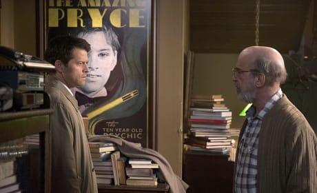 Castiel - Supernatural Season 10 Episode 17