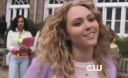 The Carrie Diaries Clips: A Sisterly Showdown