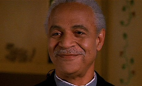 Ron Glass (Shepherd Book)  - Firefly