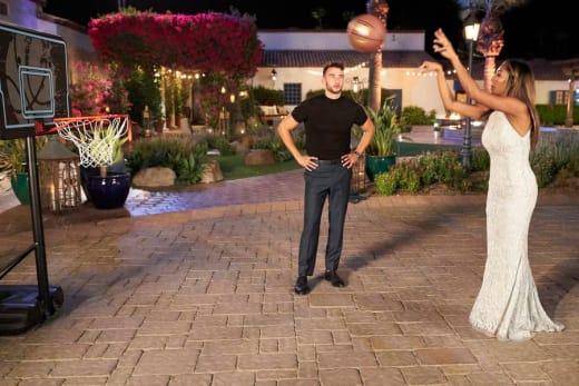 Basketball Skills - The Bachelorette