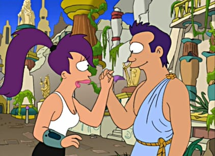 Watch Futurama Season 2 Episode 13 Online