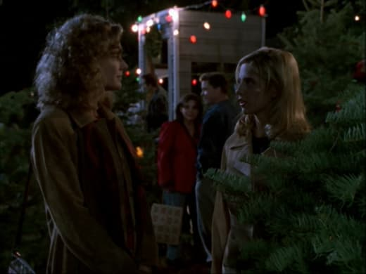 Christmas Tree Shopping - Buffy the Vampire Slayer Season 3 Episode 10