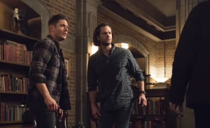Supernatural: Jensen Ackles Teases Possible Revival