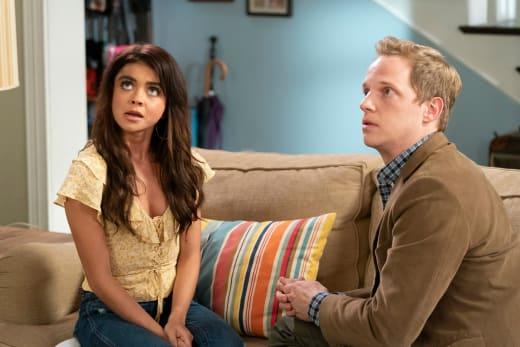 Haley Talks to Arvin - Modern Family Season 10 Episode 4