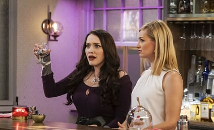 Watch 2 Broke Girls Online: Season 6 Episode 7