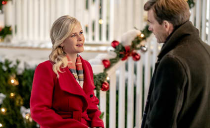 Alison Sweeney Shares Christmas Traditions While Discussing Hallmark's Time For You To Come Home For Christmas