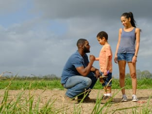 Finding His Footing - Queen Sugar