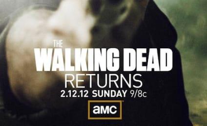 The Walking Dead Return Poster, Scoop: A Focus on Feuds