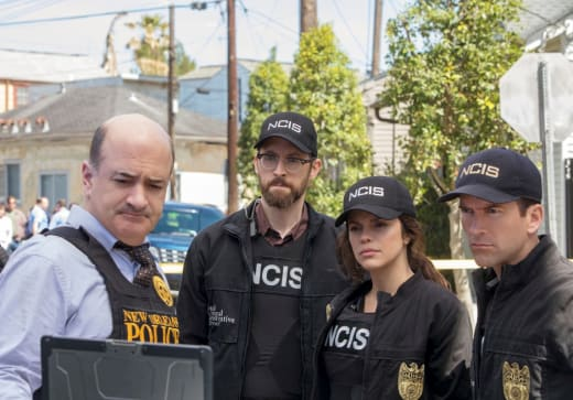 Getting a Better View - NCIS: New Orleans Season 4 Episode 20
