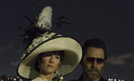 Gordon and Renata Gala - Big Little Lies Season 1 Episode 7