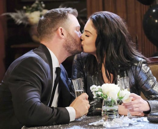 Brady's Date/Tall - Days of Our Lives