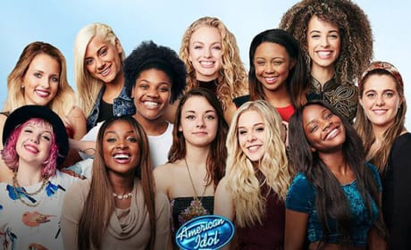 American Idol Season 14 Top 12 Girls