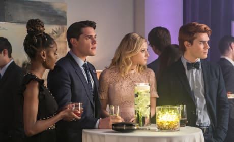 Party Surprises - Riverdale Season 2 Episode 12