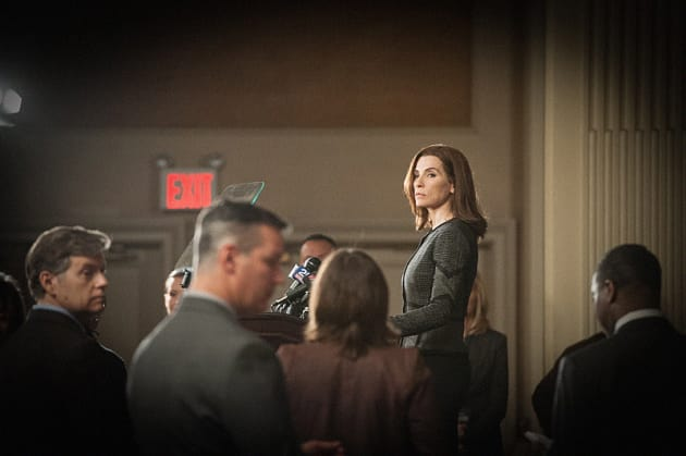 was mrs loisel a good wife It's been a busy — and heart-wrenching — couple of weeks on the good wife moments after becoming mrs state's attorney, alicia (julianna margulies.
