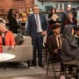 Murphy and All in a Sexual Harassment Seminar - Murphy Brown Season 11 Episode 4