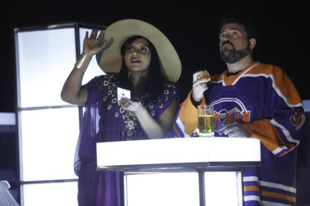 Kevin Smith on The Mindy Project