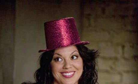 Party on Callie!