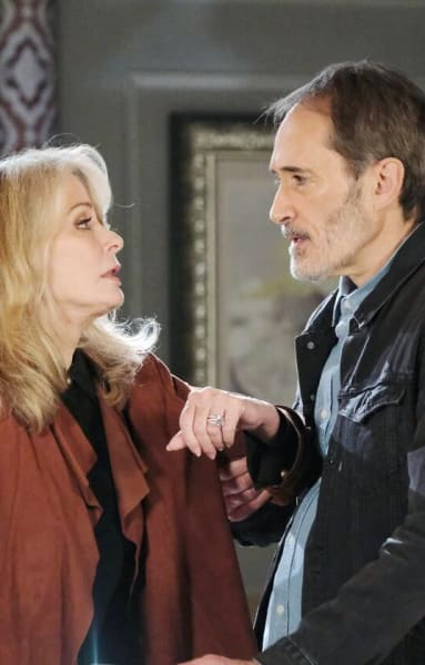 Orpheus Needs Marlena/Tall - Days of Our Lives