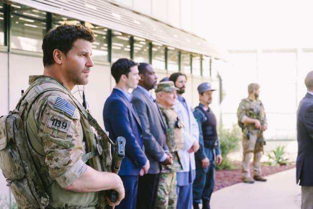A Delegation of Congressmen - SEAL Team