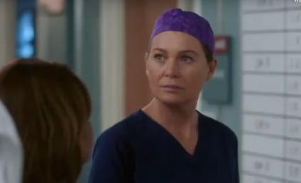 Grey's Anatomy Season 18 Promo Teases 'One Helluva Return'