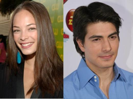 Kristin Kreuk and Routh