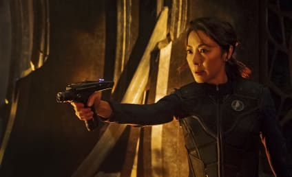 Star Trek: Discovery Season 1 Episode 2 Review: From First Officer to First Mutineer