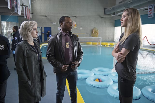 Pool Investigation  - iZombie Season 2 Episode 17
