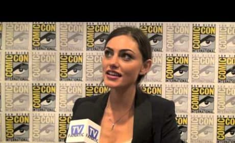 Phoebe Tonkin Exclusive