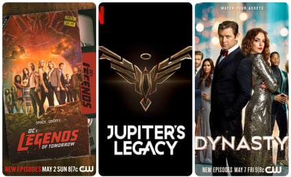 What to Watch: Legends of Tomorrow, Jupiter's Legacy, Dynasty
