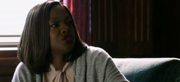 Annalise Is Back - How to Get Away with Murder