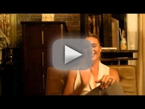 Leah Pipes Dishes on Klaus and Cami