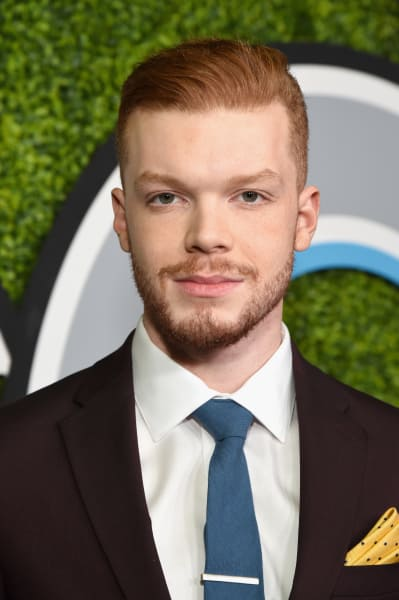Cameron Monaghan Attends Event