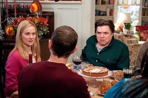 Awkward Thanksgiving Meal