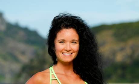 Stephanie Johnson - Survivor