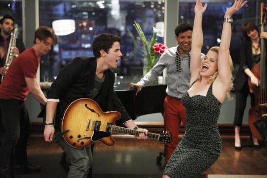 Nick Jonas on Smash