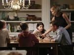 A Family Dinner - Madam Secretary
