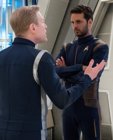 Stamets Can't Stop Himself - Star Trek: Discovery Season 1 Episode 7