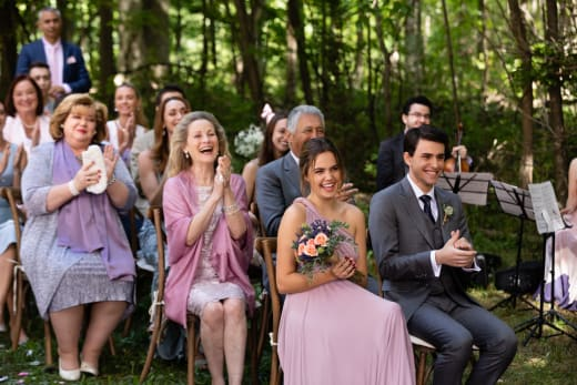 Wedding Guests - Good Witch Season 5 Episode 2