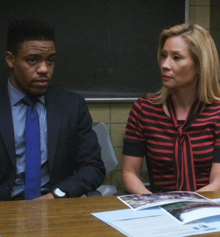 Searching for Missing Veteran - Elementary Season 7 Episode 6