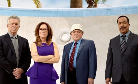 The Home Search - Major Crimes