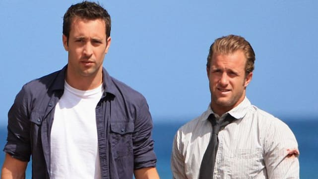 Steve and Danny - Hawaii Five-0