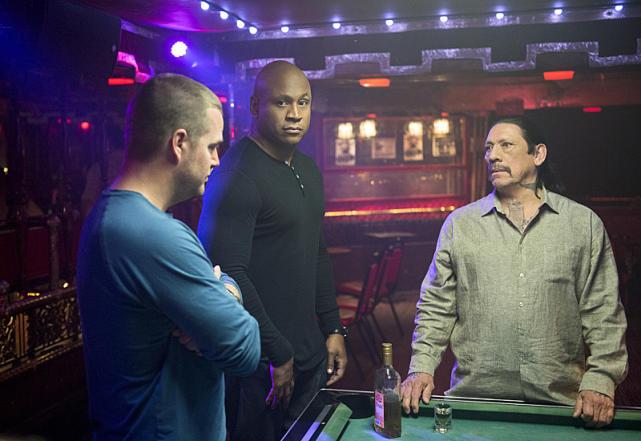 Sam, Callen and a Retired Assassin