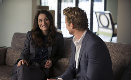 Do you think Patrick Jane is OK with Teresa dating Marcus Pike?