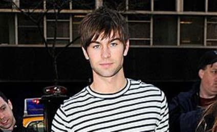 Chace Crawford: Early Riser